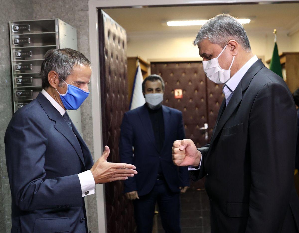 از دیدار گروسی و اسلامی تا مذاکرات وین