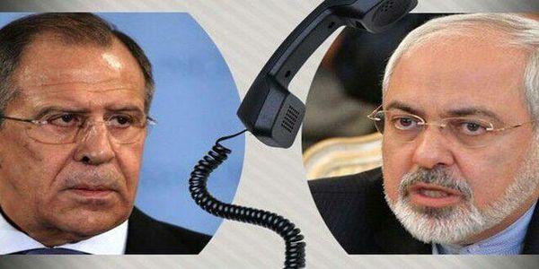 گفتوگوی تلفنی لاوروف با ظریف