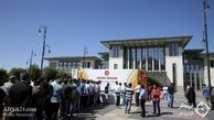 اردوغان در ترکیه آش عاشورا نذری داد + عکس صف مردم