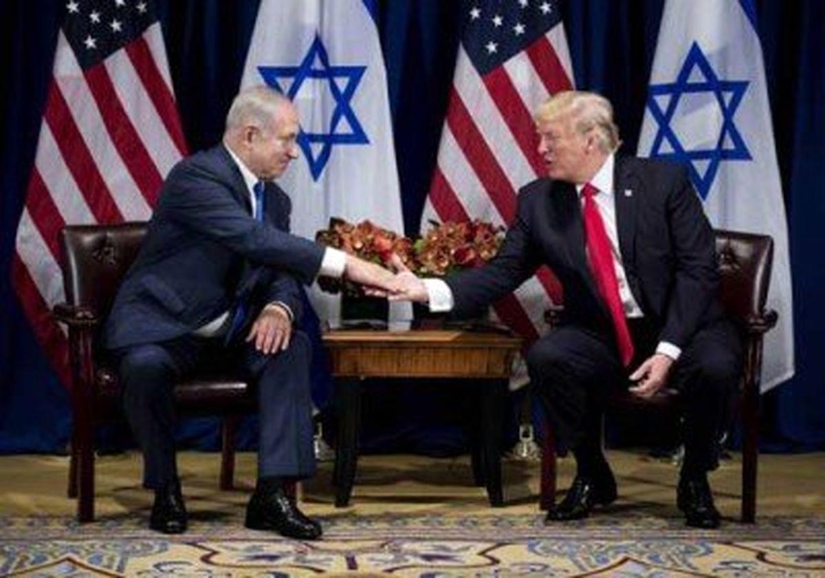 نتانیاهو تصویر ترامپ را از سربرگ توییترش حذف کرد
