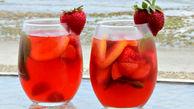 طرز تهیه موهیتو توت فرنگی یک نوشیدنی جذاب تابستانی