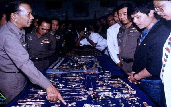 ماجرای الماس آبی عامل دشمنی سعودی ها و تایلندی ها