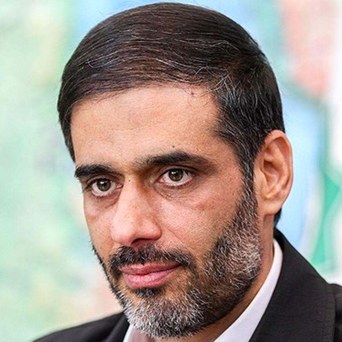 کنایه سعید محمد به لاریجانی