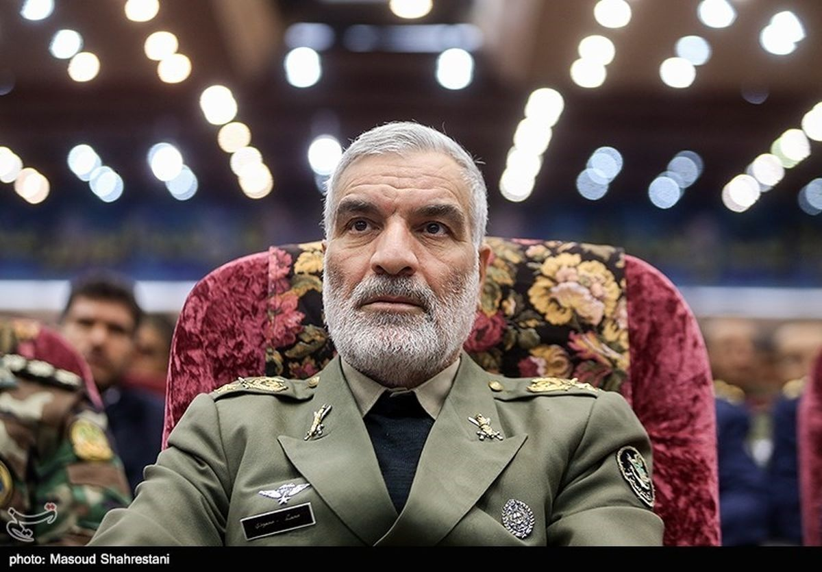 امیر محمودی: ارتش افتخار میکند که فدایی ملت باشد