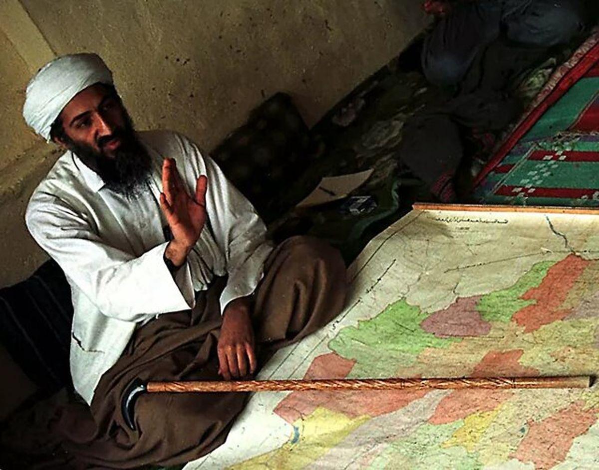 دام بن لادن برای واشنگتن در افغانستان
