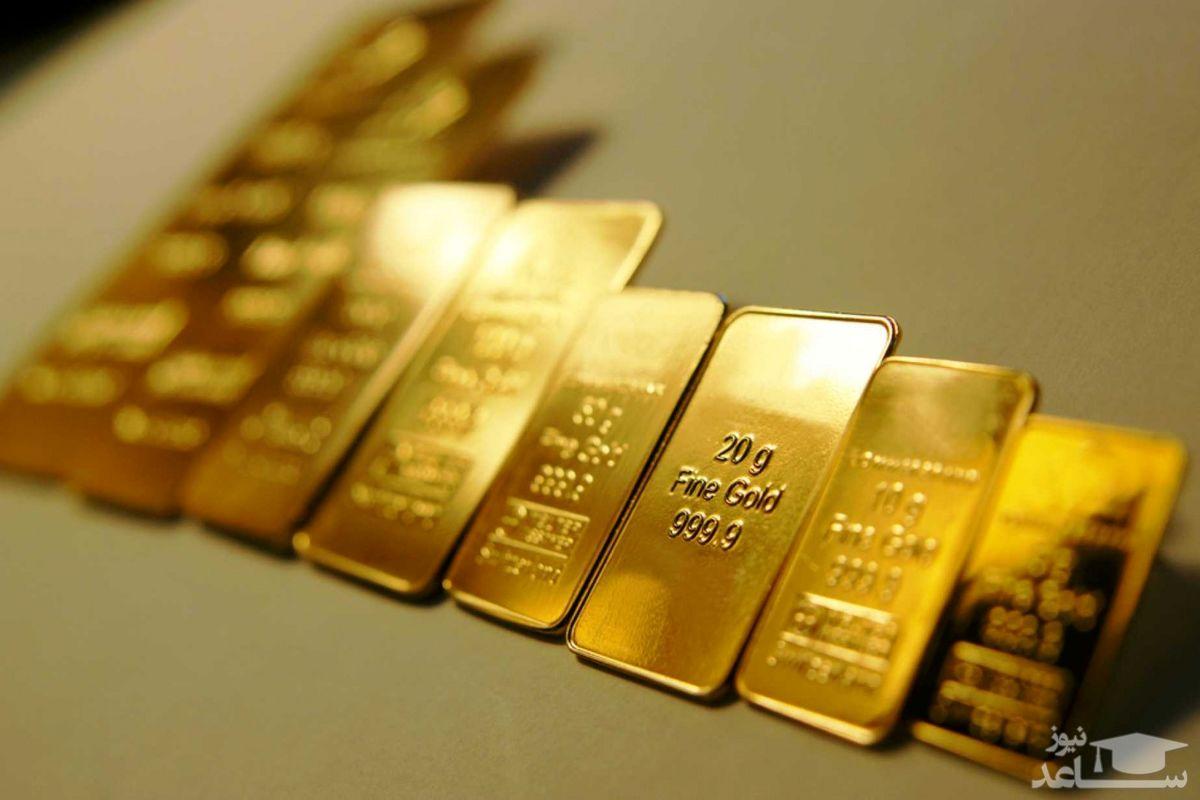 قیمت طلا به کجا رسید؟ / اثر انتخابات امریکا بر بازار