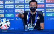 ژاوی: دیدار ما حکم فینال را دارد؛پرسپولیس بهترین تیم ایران است