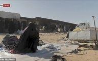 آزادی ۲۰۰ داعشی از اردوگاه الهول