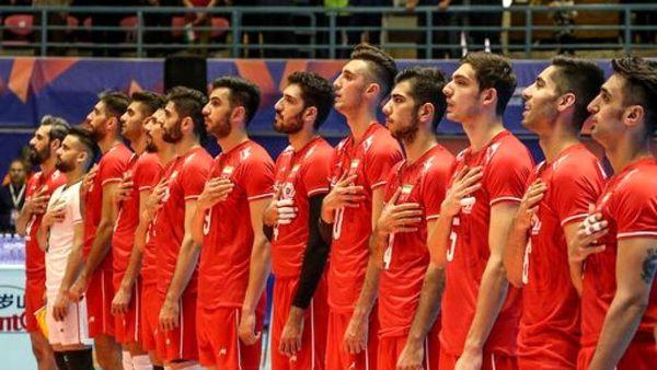 برنامه کامل و زمان بازی های تیم ملی والیبال به همراه توضیحات