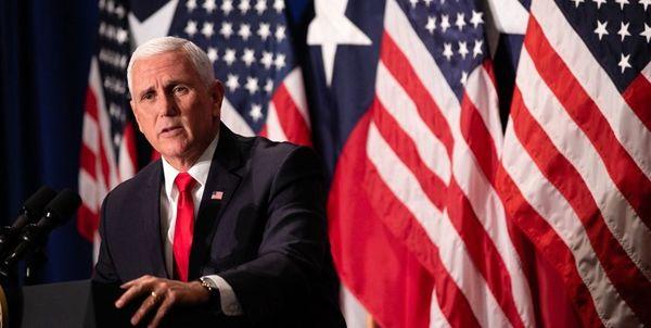 معاون رئیسجمهور آمریکا: انتقام موشکی ایران برای کشتن آمریکاییها بود