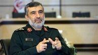 سردار حاجیزاده: غده سرطانی آمریکا باید از منطقه کنده شود