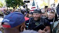 تظاهرات مسلحانه طرفداران ترامپ در اوهایو