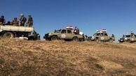 استانداری دیالی عراق: الحشد الشعبی مانع از سیطره داعش بر چاههای نفتی استان شد