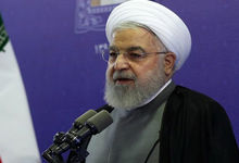 روحانی: آن آقا در کاخ سفید میگوید در برجام سر ما کلاه رفته؛ فکر سرِ خودتان باشید