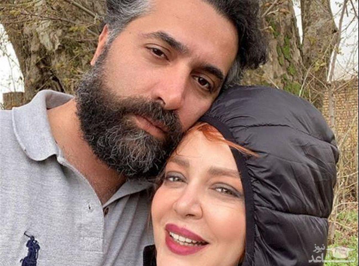 بهاره رهنما از خواهرشوهرش رونمایی کرد +تصاویر دیدنی بهاره رهنما و خانواده همسرش