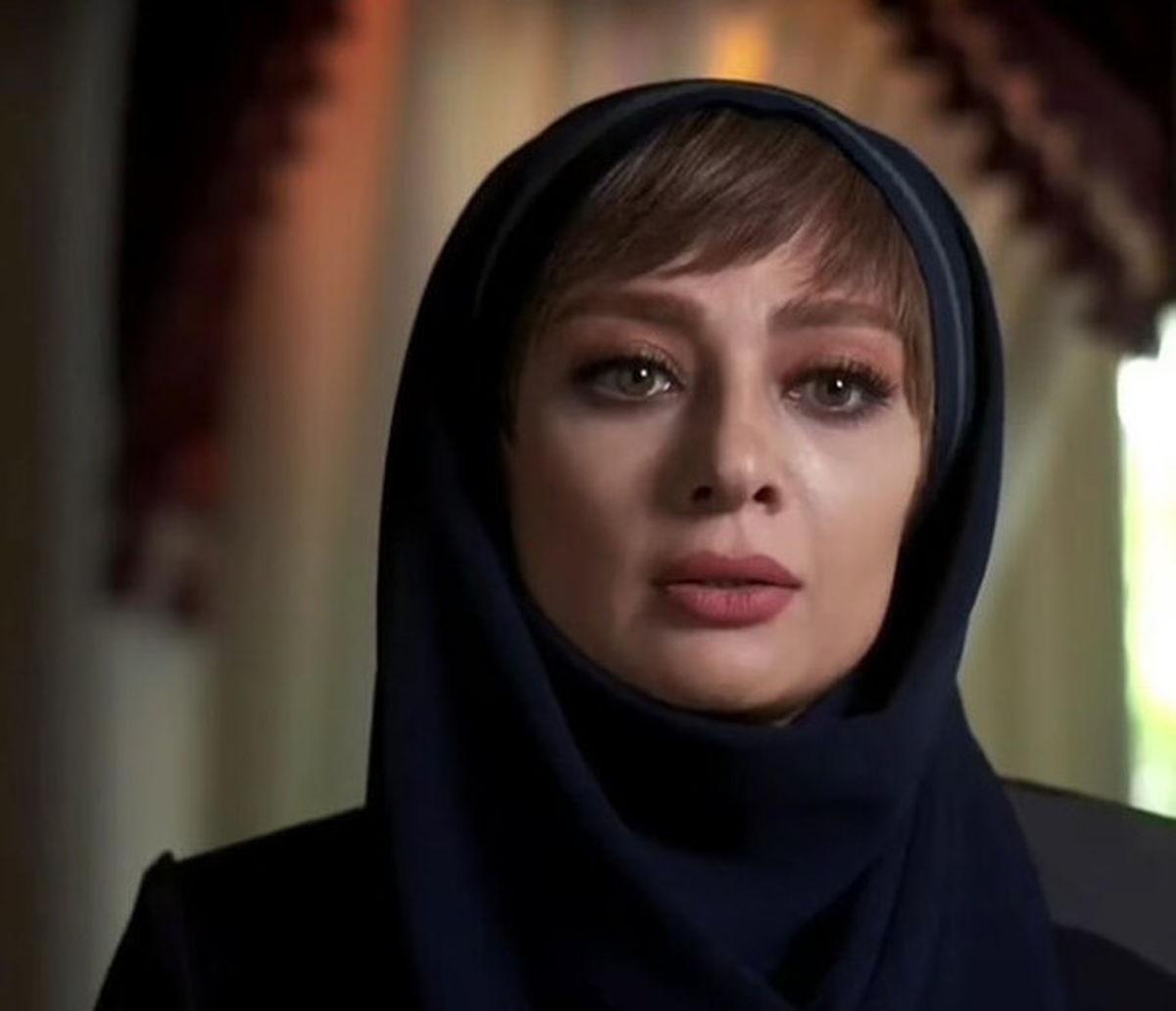 آواز خوانی یکتا ناصر از شادمهر عقیلی! +فیلم جنجالی