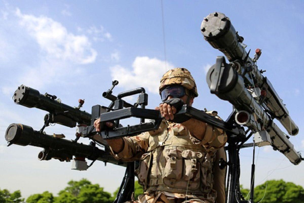 نقطه قوت نیروهای مسلح ایران