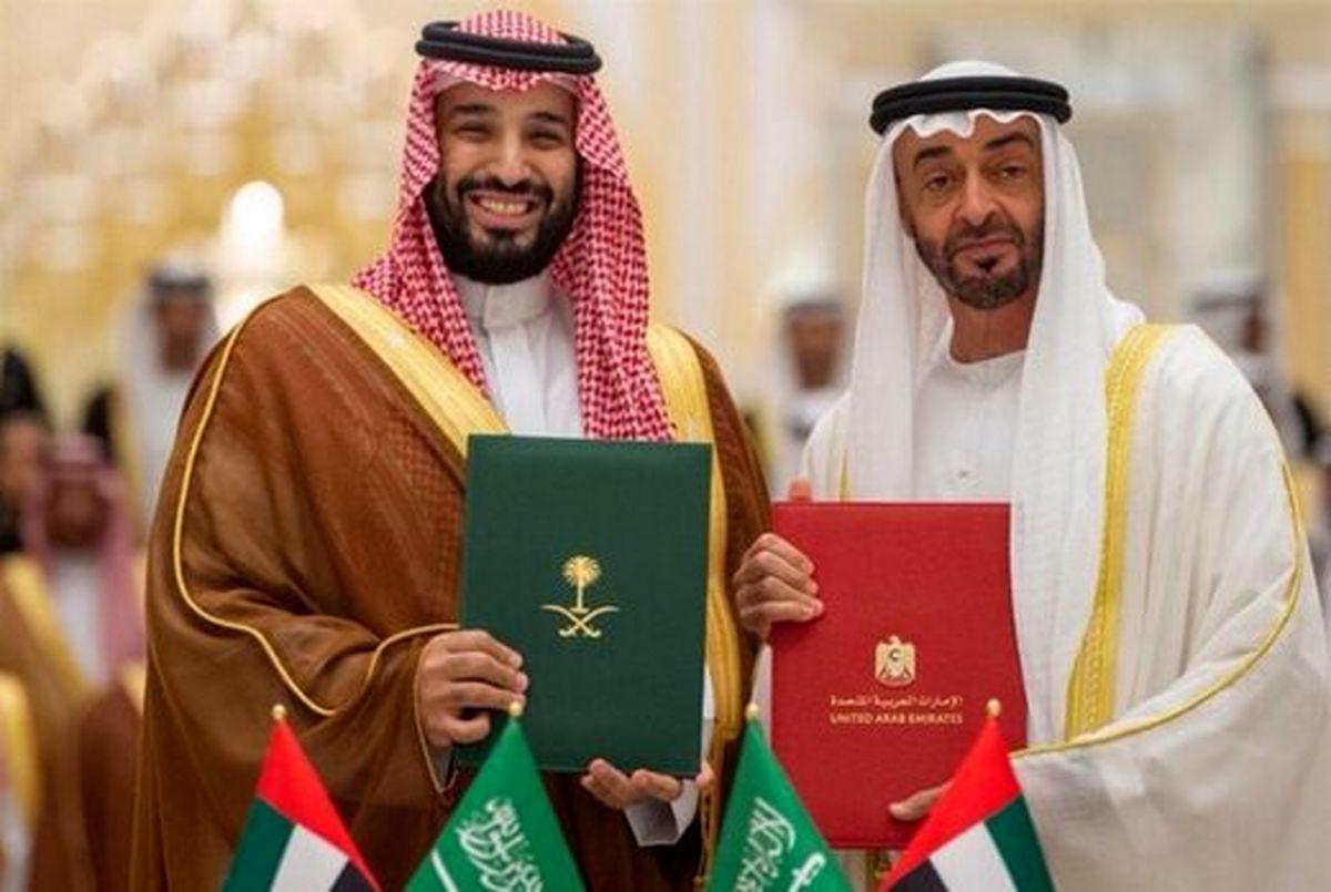 موضعگیری ولیعهد امارات نسبت به اظهارات بن سلمان درباره ایران