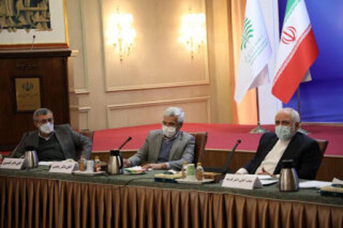 ظریف: ایران با لغو تحریم ها میتواند قطب علم و فناوری باشد