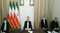 امیرعبداللهیان: ایران از گفتگو و توافقات بین الافغانی حمایت میکند