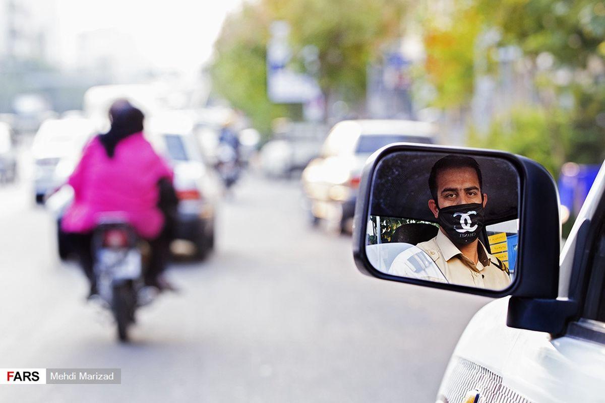 کد جریمه برای عدم استفاده از ماسک در خودرو تعریف شد+جزئیات