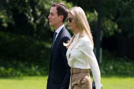 افزایش 82 میلیون دلاری دارایی دختر و داماد ترامپ