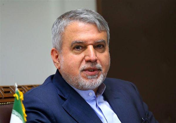 """صالحی امیری:""""تنگه ابوقریب"""" دروازه شرافت وعزت و استقلال و معرفت یک ملت است"""