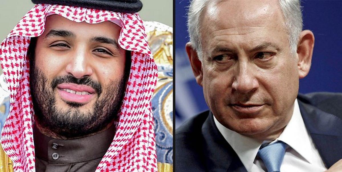 والاستریت ژورنال: نتانیاهو و بنسلمان درباره ایران صحبت کردند