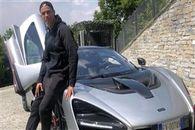 رونالدو و کلکسیون اتومبیل های لاکچری اش