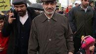 عکس/ حضور آیتالله جنتی و کدخدایی در راهپیمایی تهران