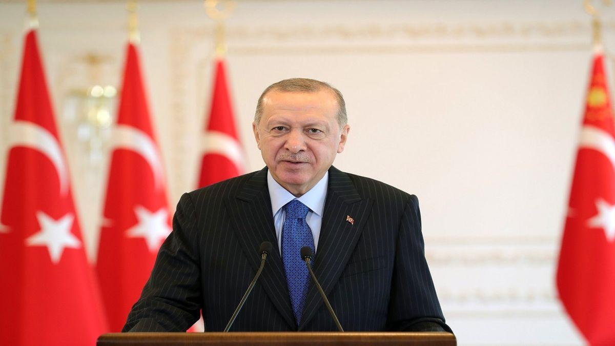 اردوغان وعده پیروزی در انتخابات ریاست جمهوری ۲۰۲۳ را داد