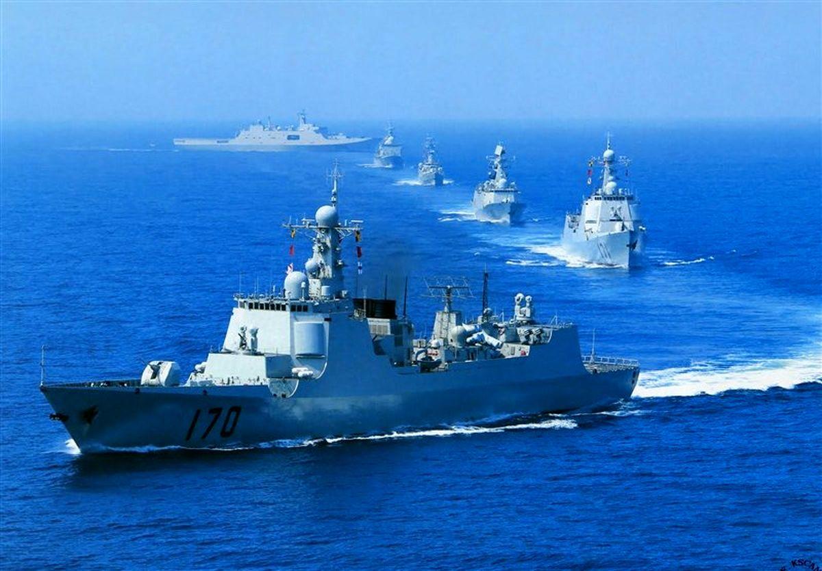 نگرانی آمریکا از فرمان آتش به اختیار چین به نیروی دریایی
