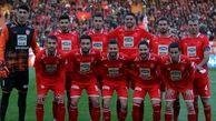 برای بازی با نفت مسجدسلیمان ترکیب تیم پرسپولیس مشخص شد