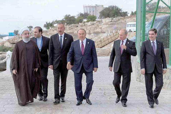 از رویا تا واقعیت/ رژیم حقوقی دریای خزر و سهم ۵۰ درصدی ایران