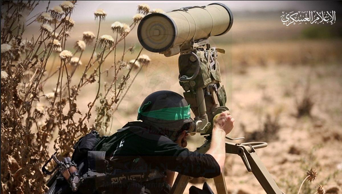 نقش سردار سلیمانی در انتقال موشکهای کورنت به غزه