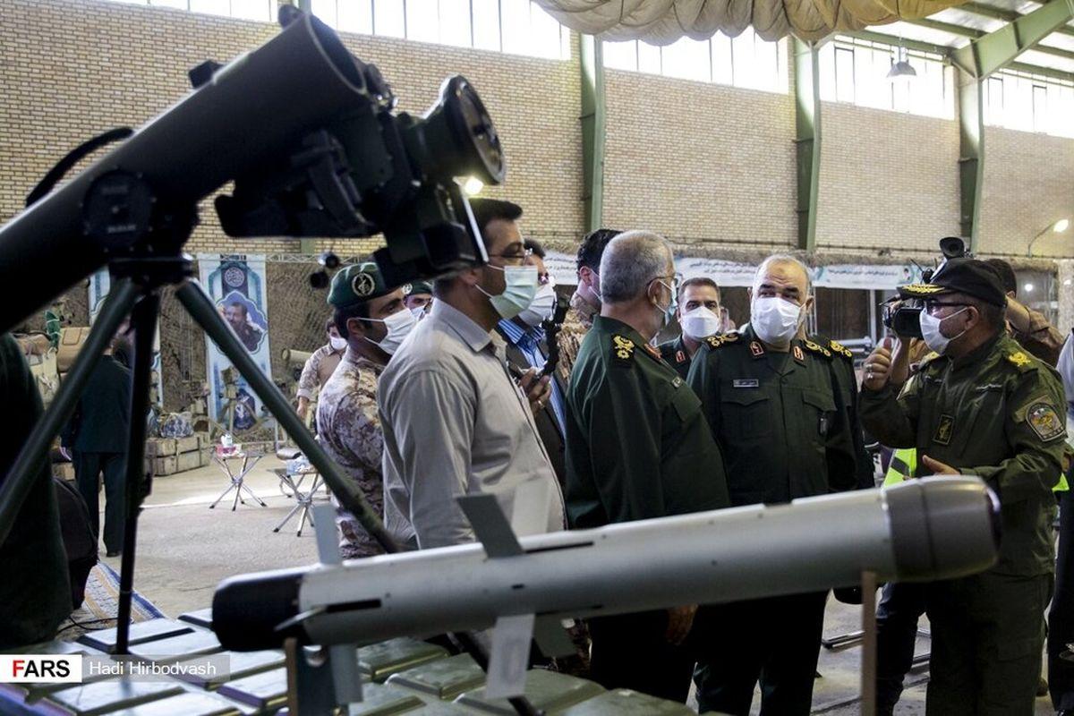 این موشک سپاه کابوس اسرائیل را رقم می زند