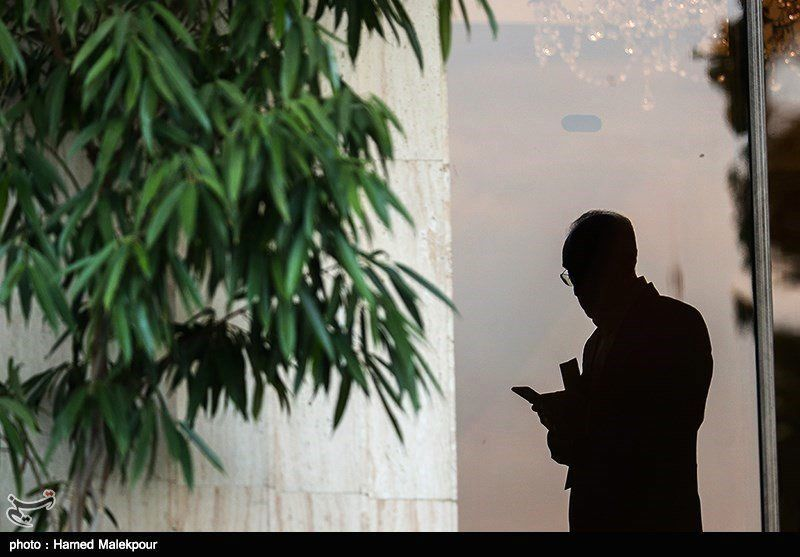 عکس/ تصویر سایه علی اکبر صالحی ثبت شد