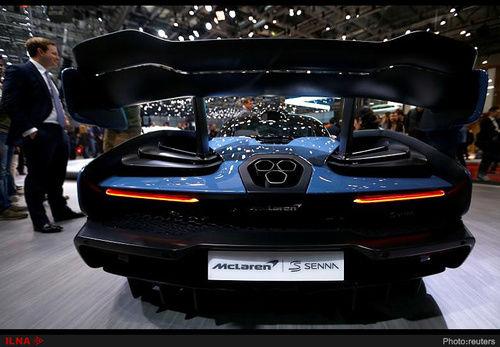 نمایشگاه خودرو ژنو (عکس)