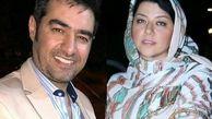 عکس جدید شهاب حسینی و همسرش در فضای مجازی