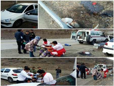 اسیدپاشی در محور خوش ییلاق خانم جوان را روانه بیمارستان کرد