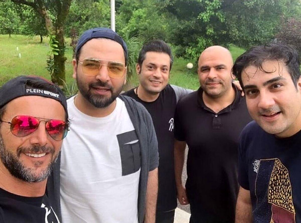 احسان علیخانی| بیوگرافی و عکس های جدید احسان علیخانی
