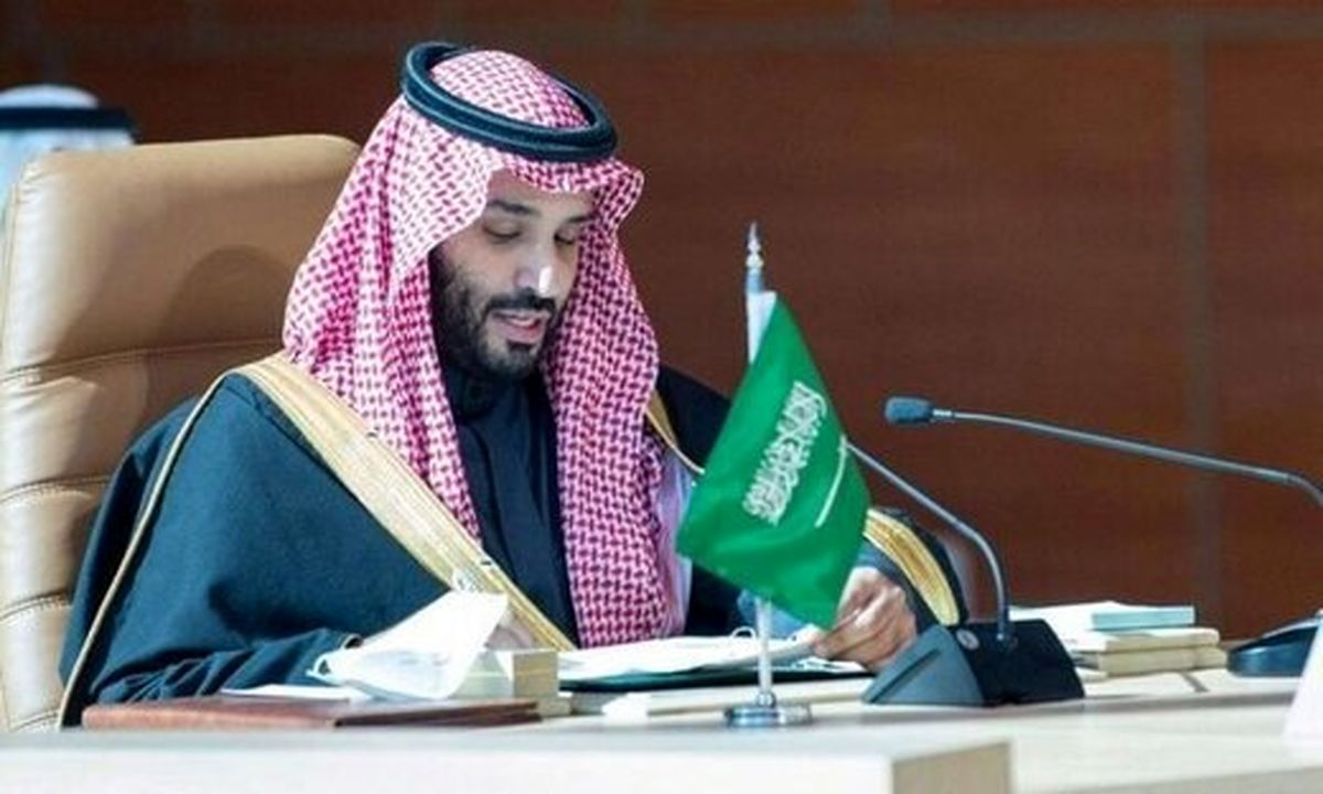 نقشه جدید پروژه ولیعهد عربستان