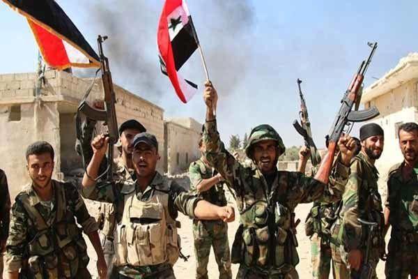 فتوحات گسترده و جدید ارتش سوریه/ تروریستها وحشت زده میگریزند