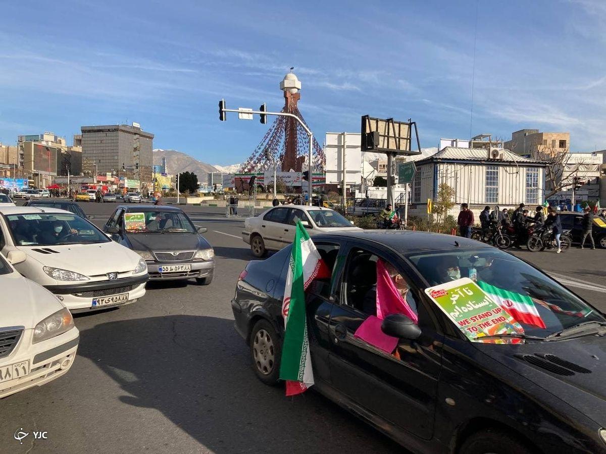 متفاوتترین مراسم ۲۲ بهمن در سراسر کشور