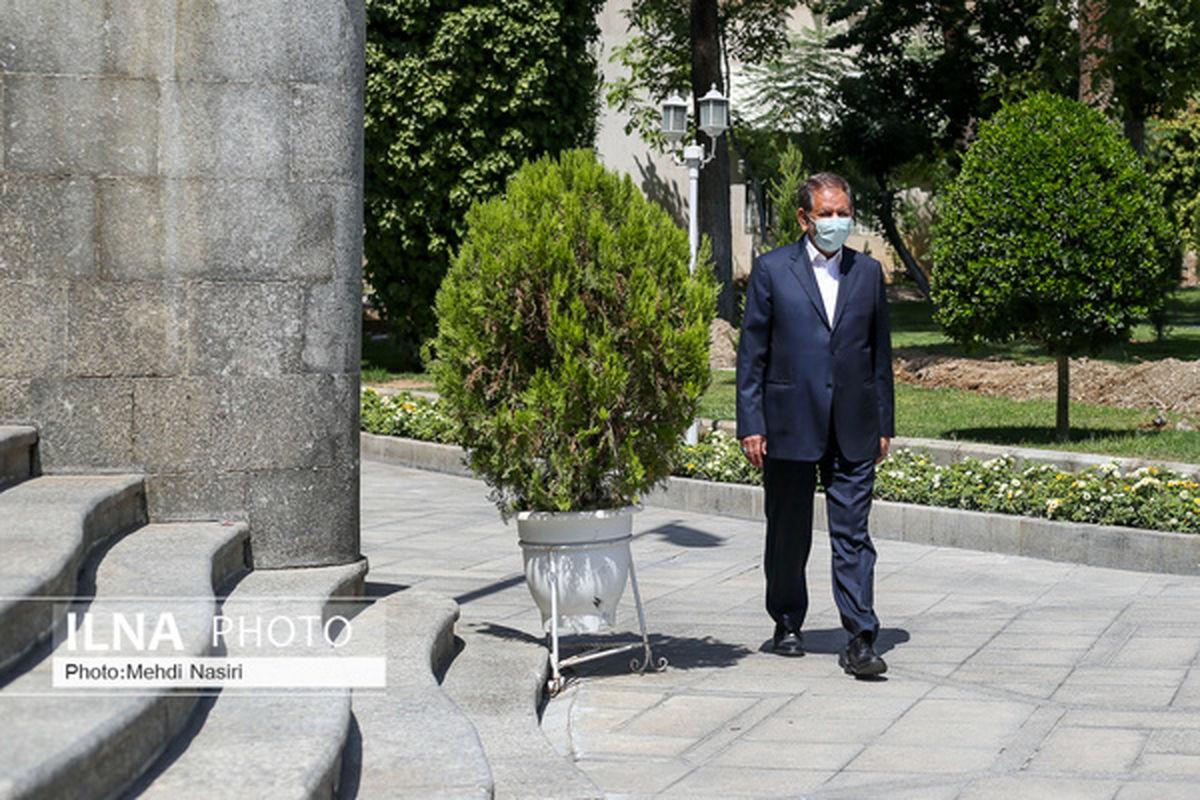 اسحاق جهانگیری نامزد انتخابات ریاست جمهوری می شود