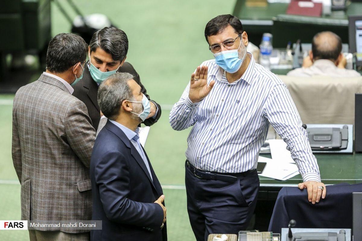 مجلس با استعفای قاضیزاده از نمایندگی موافقت کرد