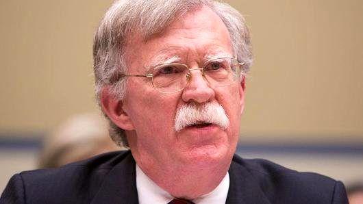 ادعای جدید جان بولتون : رئیس جمهور (آمریکا) حق داشت به توافق وحشتناک با ایران پایان دهد