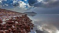 دریاچه ارومیه 18 سانتی متر افزایش تراز دارد