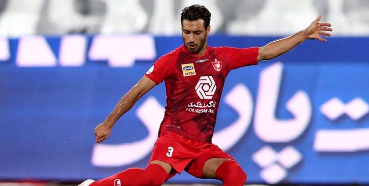 شجاع با تیم قطری تمرین کرد|عکس