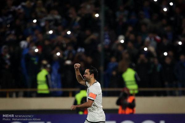 درخواست از بازیکن ایرانی السد وتشویق «ژاوی»
